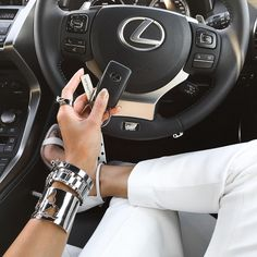 Ideas For Cars Accessories For Girls Lexus Boujee Lifestyle, Lexus Ls 460, Girls Driving, Micah Gianneli, Lexus Cars, Lexus Ct200h, Car Accessories For Girls, Car Goals, Luxe Life