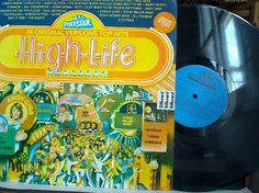 Lp Vinil - High Life - Top Hits - http://www.infinityclassic.com.br/produtos/lp-coletanias/lp-vinil-high-life-top-hits/