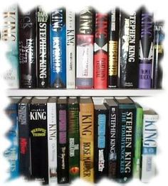 Anything by Stephen King. Love his books!
