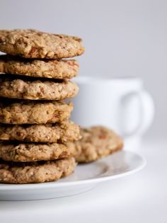 Gluten Free, Egg Free, Dairy Free and Suppossedly Damn Delicious Oatmeal Cookies