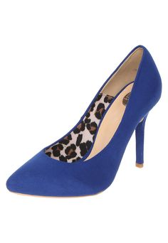 Zapatilla Azul - LOB footwear