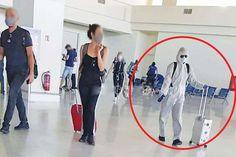 Ελληνίδα καλλονή κάτω από τη φόρμα «αστροναύτη» στο αεροδρόμιο των Χανίων – My Review