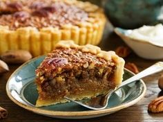 Pecan pie is one of our go-to pie recipes around the holidays and we've tinkered around over the years with all the recipes we can come up with. We've tried pecan pies with chocolate components, Pecan Pies, Best Pecan Pie, Pie Recipes, Low Carb Recipes, Sweet Recipes, Dessert Recipes, Syrup Recipes, Baking Recipes, Thanksgiving Pies