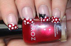 Zoya Disney Nails (Zoya Elisa, Audrey, Raven, Purity, and Trixie)