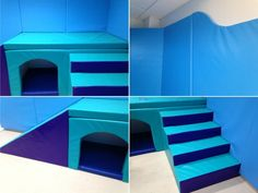 A Soft Play Room installation South Wales, Carmarthenshire forYsgol Bro Dinefwr, was designed and installed at their Secondary School early this year. The room was designed to create a great rebound area for the children. It has been created to be completely low tech as requested by the school. We was asked to focus our design purely on movement therapy. …