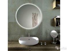 Картинки по запросу зеркало с подсветкой круглое диаметр 80