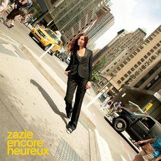 nouvel album de zazie 'encore heureux'