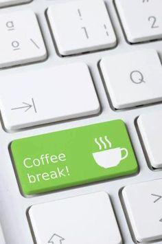 "press Ctrl + Alt + ""Coffee Break"""