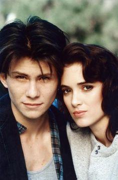 HEATHERS: Christian Slater, Winona Ryder, 1988