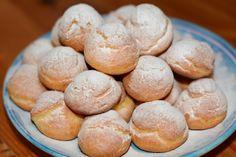 Choux à la crème Sans Gluten Sans Lactose, Mousse, Pretzel Bites, Creme, Hamburger, Creamed Cabbage, Sugar, Food, Recipes