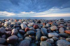 Agate Beach in Grand Marais … and Lake Superior Agates | Michigan ...