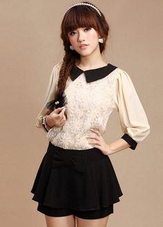 Best Korean Style Clothing Design 2012 Popular Spring SUmmer