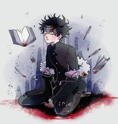 anime, mob psycho 100, and shigeo kageyama 이미지