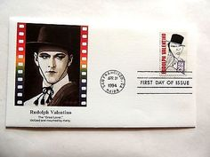 April-27th-1994-Rudolph-Valentino-First-Day-Cover   on eBay....6.99   I have one