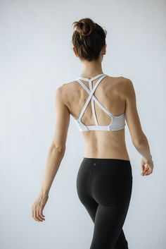 Medium to High Impact Usually we keep things simple, but sometimes we like to mix it up. With the Trixy Bra, we combined the Skinny Mini
