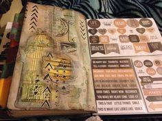 Back of DLP journal