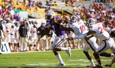 Today's U 2015 CFB Midseason All-America Team - LSU running back Leonard Fournette and Texas A&M defensive end Myles Garrett headline the 2015 Today's U Midseason All-America team, which was assembled by members of the college football staff.....