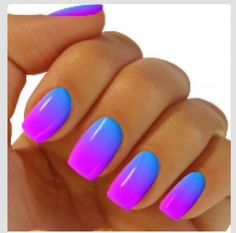 Not a fan of gel nails but this person nailed it
