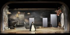Twelfth Night. Westport Country Playhouse. Scenic design by Andrew Boyce. 2012