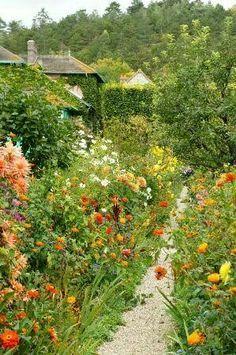Garden path @Craftsy