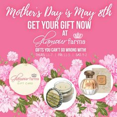Glamour Farms Boutique - Mother's Day