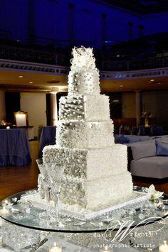 All white cake, War Memorial Auditorium, Nashville, TN