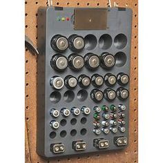 battery organizer and tester.  Is it wrong that I want this?