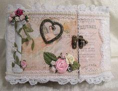 Gatefold paperbag mini album, FairyBelle - Scrapbook.com