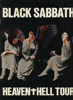 Black Sabbath, Heaven and Hell Black Sabbath Albums, Gus G, James Dio, Black Label Society, Heaven And Hell, Great Albums, Concert Posters, Music Posters, Music Icon