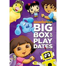 Nickelodeon Big Box of Play Dates DVD