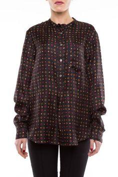 ISABEL MARANT Tundra Shirt. #isabelmarant #cloth #shirts