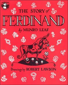 Delightful Learning: The Story of Ferdinand {& Scheduling Five in a Row}