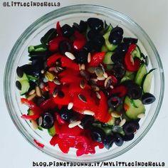 #LunedìInsalatina: l'insalata fresca