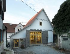 'atelier s' by coast office architecture in weinstadt, germany
