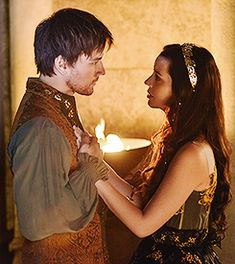 Mary and Bash!!!!! #Reign