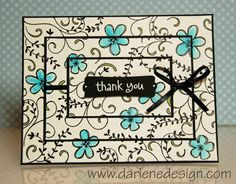 Card making- the video on this site blew my mind. Maybe when I have empty nest syndrome I'll take up this random hobby...