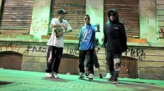 Almas De Barrio FT Amon Style - BOMBO & CLAP (Videoclip official) 2014 ♫