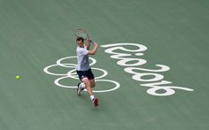 #Murray #Olympics #Rio2016 #Tennis