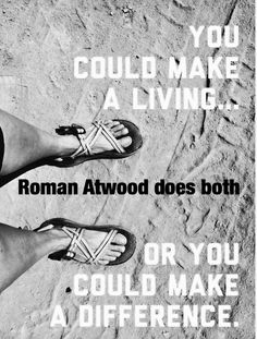 Roman Atwood is an inspiring person