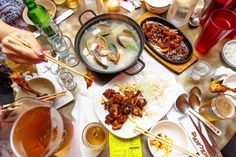 What to Order on a Korean Menu: Go for the Soups - http://www.koreanbbqshop.com/order-korean-menu-go-soups/ -