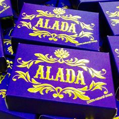 Alada Soap 3000 Pieces – Thailand Beauty Products Supplier