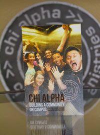 Chi Alpha-Building Community