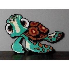 Finding Nemo hama beads by  yuacpa