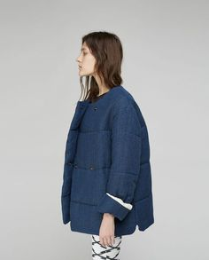 Indigo Tamarack: Part III – Wardrobe Ecology Look Fashion, Winter Fashion, Womens Fashion, Fashion Design, Paris Fashion, Winter Stil, Isabel Marant, Lookbook, Looks Style