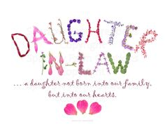 A Daughter In Law Is Quotes