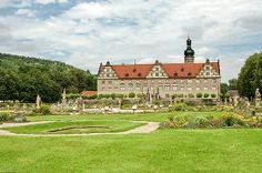 Weikersheim Palace - Castles, Palaces and Fortresses