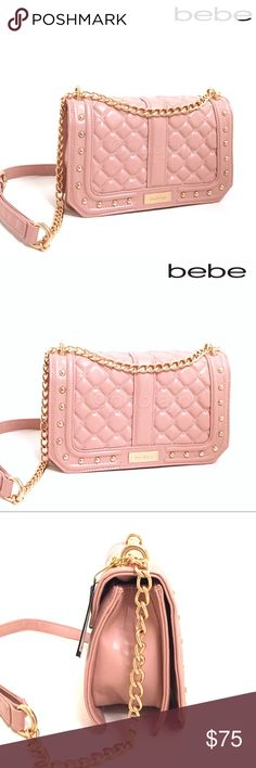 f3deba0e04e Bebe Studded Crossbody Brand new with tags. Simply gorgeous! This darling  Crossbody/ Shoulder
