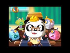 Met deze app leren kinderen hoe dingen worden gemaakt en welke gereedschappen er zijn. Er zijn 13 verschillende activiteiten zoals het in elkaar zetten van een bed, het repareren van een stoel en met een drilboor een oude stoel slopen. Lees meer over deze app in onze factsheet. http://merelfoundation.nl/wp-content/uploads/2014/03/Dr.-Pandas-Klusjesman.pdf