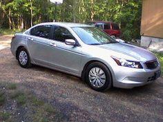 My 2008 Honda Accord. Love my car!
