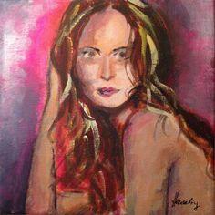 Malen dani Painting, Art, Celebs, Kunst, Art Background, Painting Art, Paintings, Performing Arts